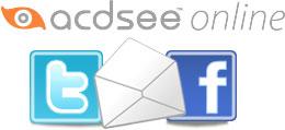 ACDSee 14 sharing