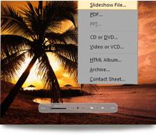 ACDSee 14 slideshow
