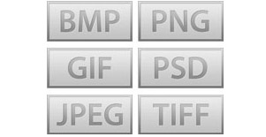 Supported file formats in ACDSee 15
