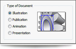 Canvas 14 create documents