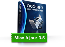 ACDSee Video Converter 3 Pro