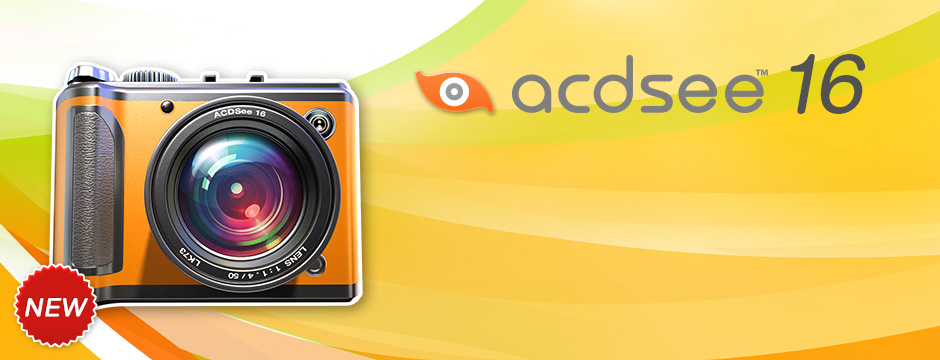 Photo editing with ACDSee 16