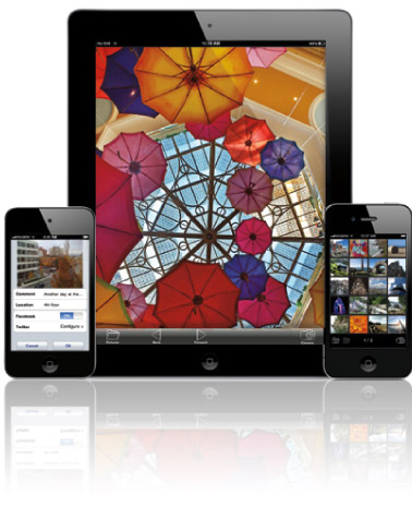 Free iPhone and iPad apps