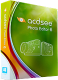 Buy, try or upgrade to ACDSee Photo Editor 6