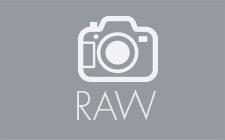 RAW-Unterstützung/Farbmanagement