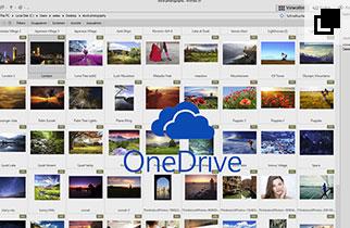 Integration von Microsoft OneDrive™