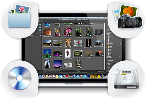 Get instant access to your photos with ACDSee Pro 3 Mac