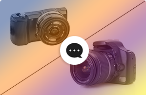 Should You Go Mirrorless? – DSLR vs Mirrorless Cameras
