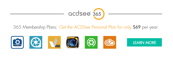 ACDSee 365 Personal Plan