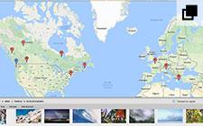 Informations géographiques