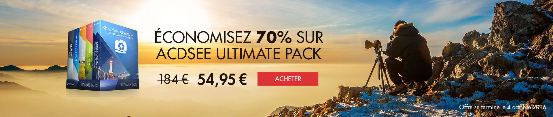 Ultimate Pack Sale