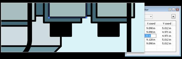Canvas 14 position data