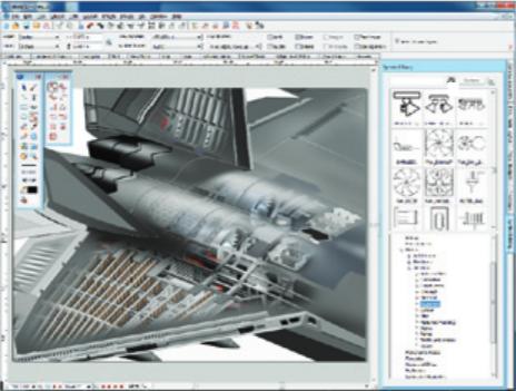 Aerospace jet