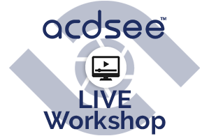 WORKSHOP - ACDSee Ultimate 10 for Beginners - Part 3