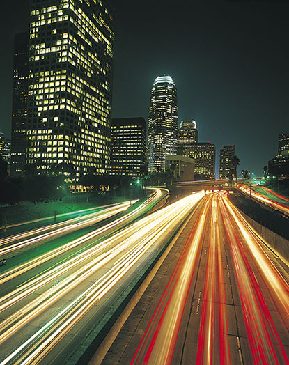 long exposure - cityscape