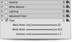 ACDSee Pro (Mac) image corrections