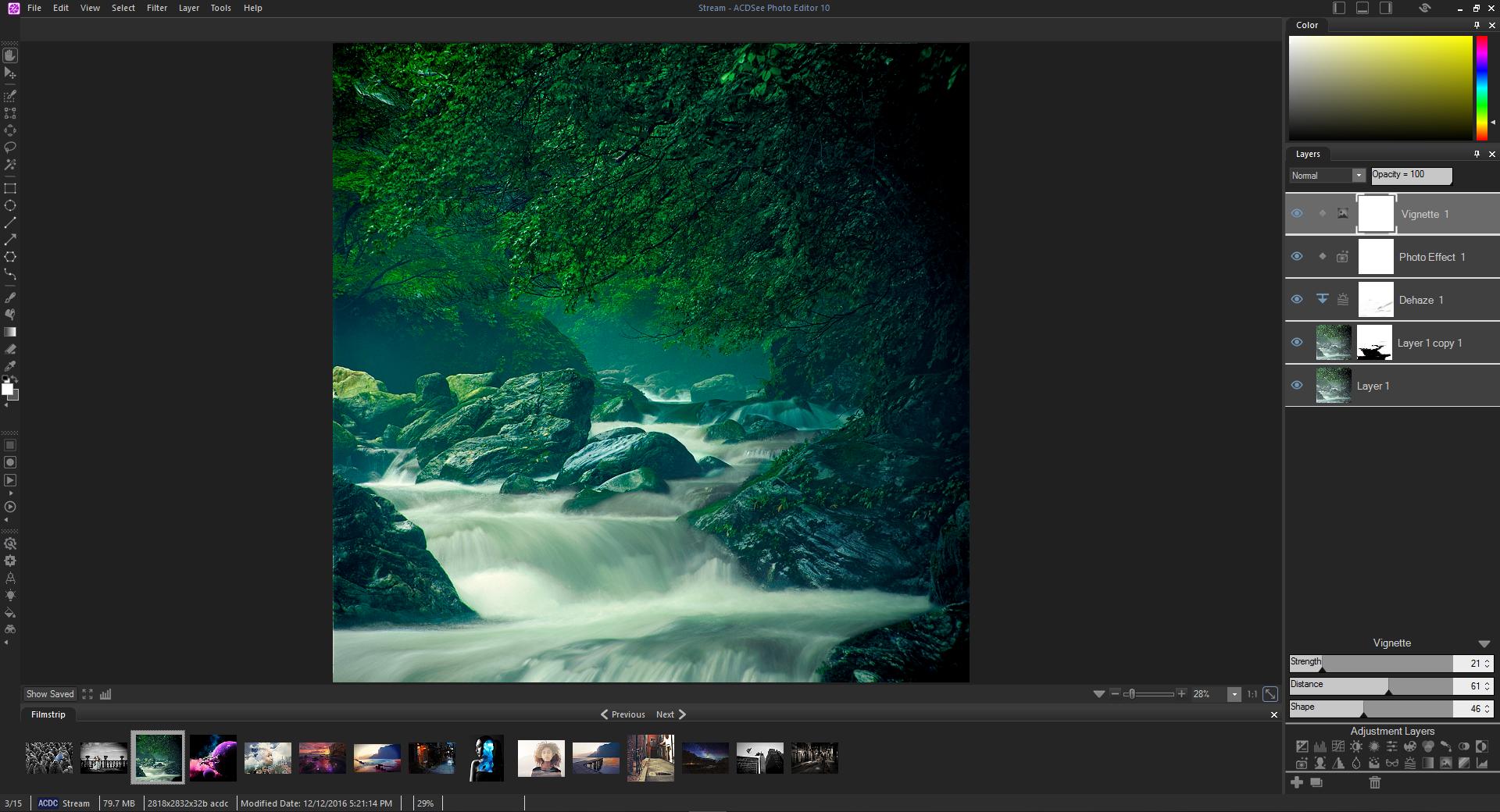 program for photo editing