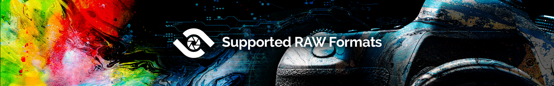 Raw Formats banner